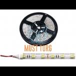 Led tuleriba 300x power LED, 12V, pealt valgustav, 42W/5m, 3,5A, 6000K