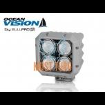 LED töötuli 28°, 12-60V, 80W, 7200lm, EMC CISPR 25 Class 4, ADR, Ocean Vision