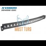 Kaugtuli LED X-VISION Genesis 1300 9-30V, 300W, Ref.45, 18000lm/9000lm