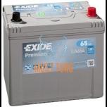 Autoaku Exide Premium 65Ah 580A 230x173x222
