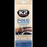 Salongipuhastuslapid K2 Polo Protectant Wipes, matt, 20x30cm, 25tk