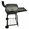 Charcoal grills and fireplaces