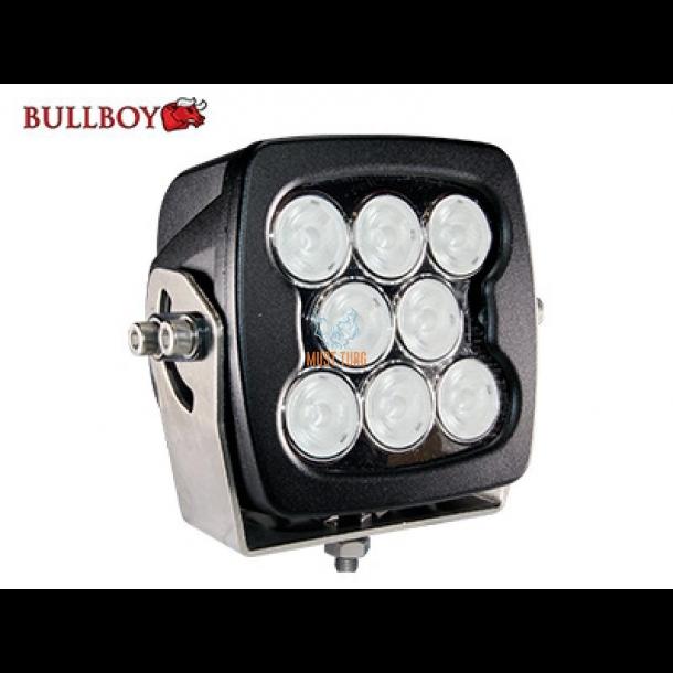 75e7e96d1c1 Töötuli LED 10-30V DC, 80W, EMC-vastavus, IP67, Bullboy @ Black Market