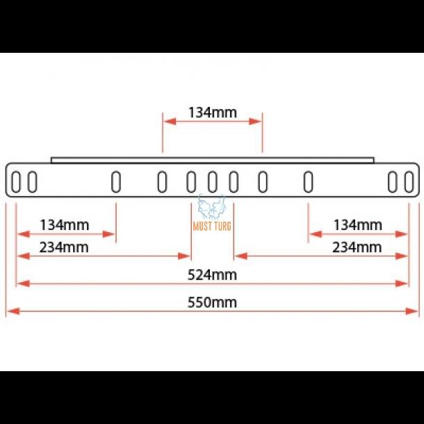 32a661f0c98 ... Lisatulede kinnitus numbrimärgi taha, EU plaadile, X-vision R2/4/8 ...