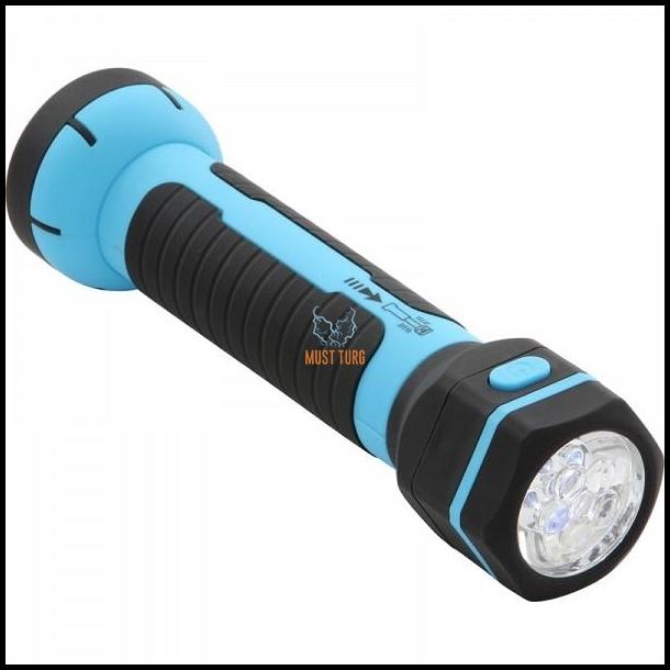 89c6a51cda6 Taskulamp/töövalgusti magnetiga, 6+30Led, teleskoop, laetav @ Black ...