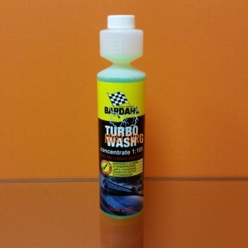 Glass Wash Concentrate Turbo Wash Bardahl 62902