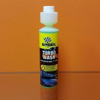Klaasipesu kontsentraat Turbo Wash Bardahl 62902