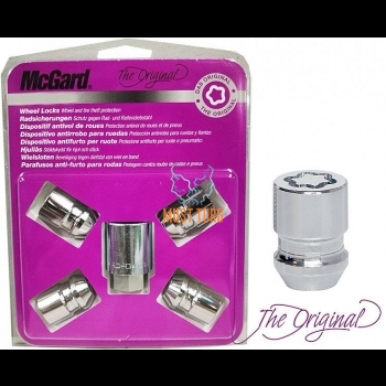 Safety nuts McGard M12X1.50 / 32.5 / 21
