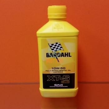 Mootorratta õli 10W-50 XT-S C60 Fullerene täissünt. 1L Bardahl 358039
