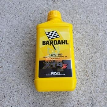 Motorcycle oil 10W-50 XT-S C60 Fullerene full synth. 1L Bardahl 358039
