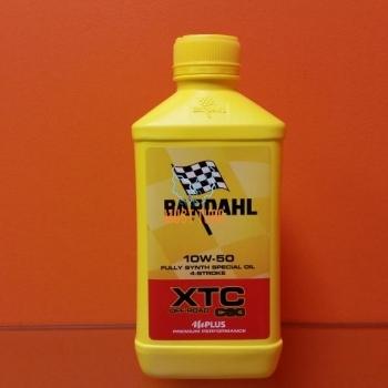 Mootorratta õli 10W-50 XTC C60 Off-Road 100% sünt. 1L Bardahl 340140