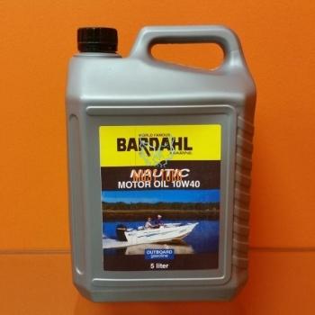 Mootoriõli 10W-40 4-taktilisele päramootorile 5L Bardahl 56955