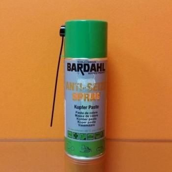 Vasemääre aerosool 400ml Bardahl 72304