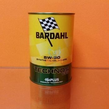 Mootoriõli 5W30 Technos 1L Bardahl 311040
