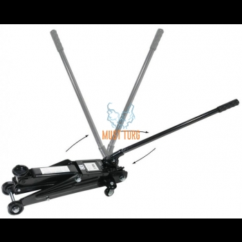 Garage jack 2.5T 130-410MM 360 * swivel arm