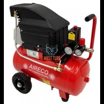 Kolbkompressor 1,5KW paak 24L AIRECO