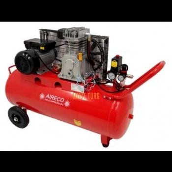 Kolbkompressor 2,2KW paak 100L AIRECO