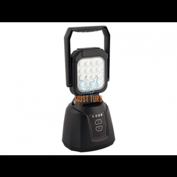 Worklight 16W rechargeable 1150lm magnetic mount IP65
