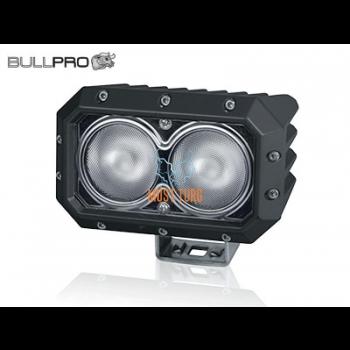 Led work light 60 ° 12-60V 60W 5400lm EMC CISPR 25 Class 4 ADR Bullpro