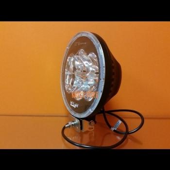 Kaugtuli LED Angel Eye-rõngas gabariiditulega 10-30V, 60W, 5400lm, Neptune II W-Light