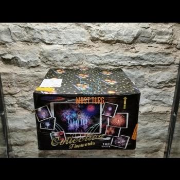 Ilutulestik Collection Fireworks 100 lasku 30cal III Kat
