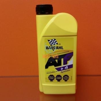 Automaatkäigukasti õli ATF+4 1L Bardahl 36551