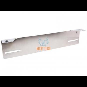 Lisatulede kinnituskronstein numbrimärgi taha roostevaba HD-mudel paksus 3mm