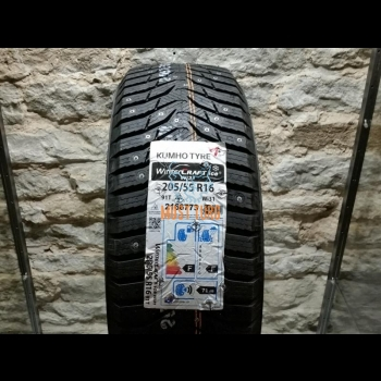 205/55 R16 91T Kumho WinterCraft WI31+ studded