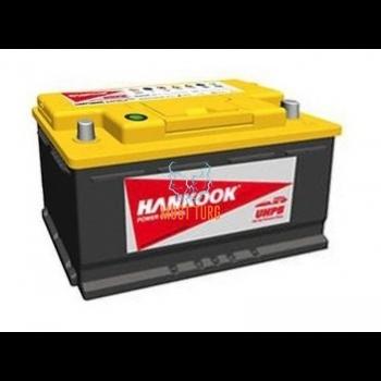 Autoaku 80AH 800A 315X174X175mm -/+ Hankkok UMF garantii 24 kuud