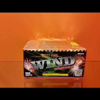 Ilutulestik Wind Fireworks 100 lasku 20 cal, III Kat