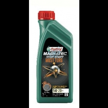 Engine oil 5W-20 Castrol Magnatec Stop Start 1L