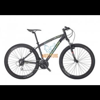Jalgratas Bianchi Duel 27.2, 53cm must/roheline