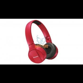 Kõrvaklapid Pioneer BT (punane) SE-MJ553BT