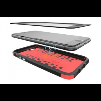 Thule Atmos X4 iPhone 7 ümbris must/roosa