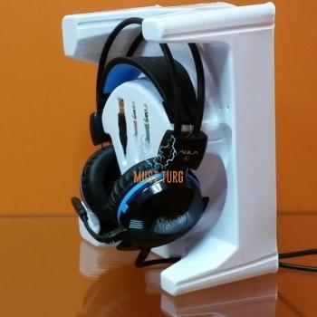 Kõrvaklapid mänguritele, Aula Succubus must/sinine