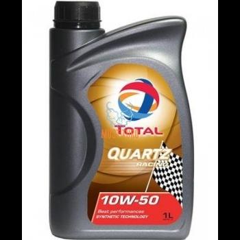 Mootoriõli 10W-50 TOTAL QUARTZ RACING 1L