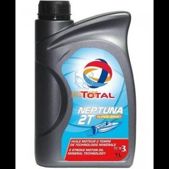 Paadimootori õli TOTAL NEPTUNA 2T SUPER SPORT 1L