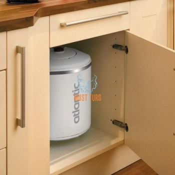 Boiler Atlantic 10L (PC10) kraani alla 2000W, 230V magneesiumanood