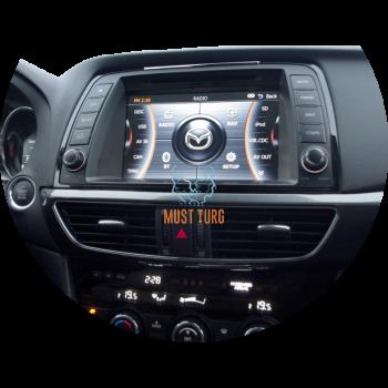 Multimeedia keskus Mazda6 2013-2015a. CASKA
