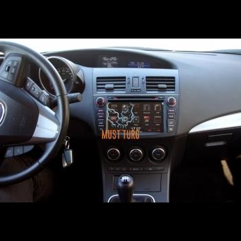 Multimeedia keskus Mazda3 2008-2012a. Adayo