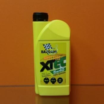 Mootoriõli 5W40 XTEC (ACEA C2/C3) 1L Bardahl 36341