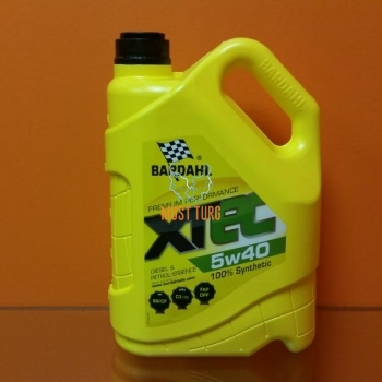 Mootoriõli 5W40 XTEC (ACEA C2/C3) 5L Bardahl 36343