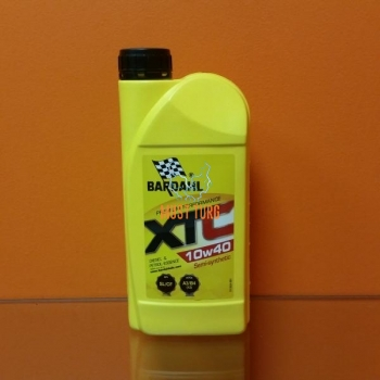 Mootoriõli 10W40 XTC (ACEA A3/B4) 1L Bardahl 36241