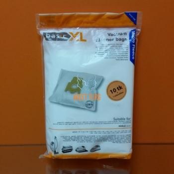 Tolmuimejakotid MIELE F/J/M - G/N 10tk+1microfilter+mootorifilter Basic XL Micro