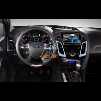 Multimeedia keskus Ford Focus III CASKA