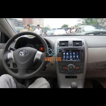 Multimeedia keskus Toyota Corolla 2006-2013 FlyAudio