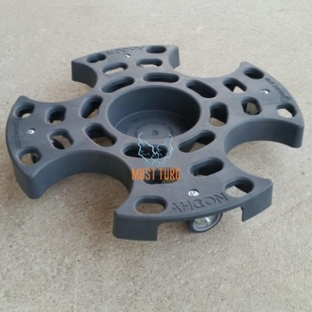Tire carrier for wheels Ø630mm / load capacity 120kg
