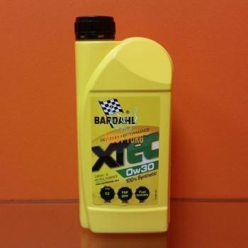 Mootoriõli 0W30 XTEC 1L Bardahl 36521