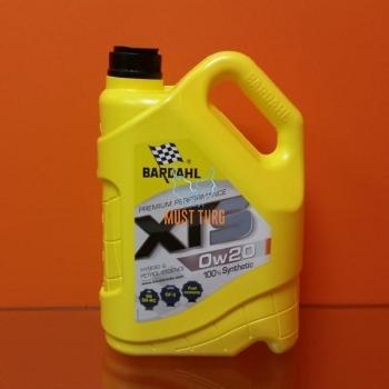 Mootoriõli 0W20 XTS (API SN) 5L Bardahl 36333