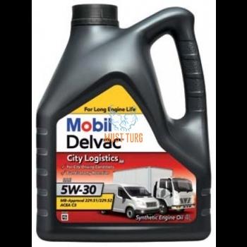 Mootoriõli 5W-30 Mobil Delvac™ City Logistics 4L